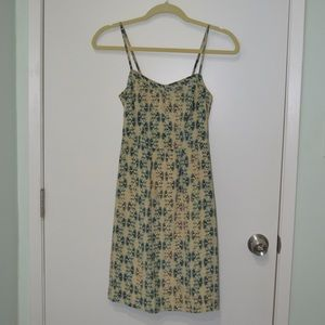 Anthropologie Garden Dress